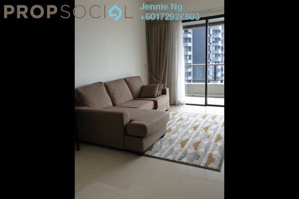 Condominium For Rent in G Residence, Desa Pandan Freehold Fully Furnished 2R/2B 3.7k
