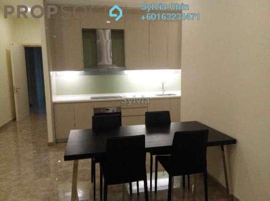 Condominium For Rent in Laman Ceylon, Bukit Ceylon Leasehold Fully Furnished 1R/1B 3k