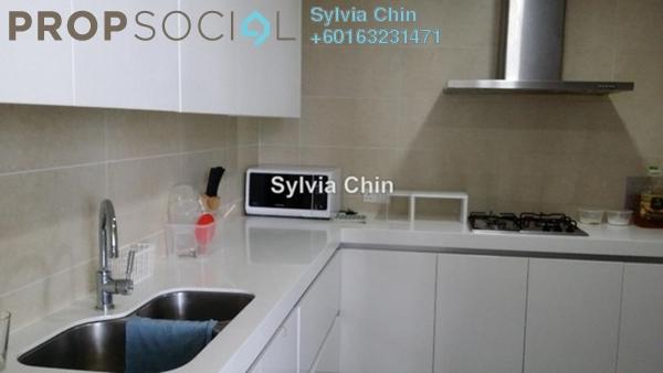 Condominium For Rent in K Residence, KLCC Leasehold Semi Furnished 2R/3B 7k