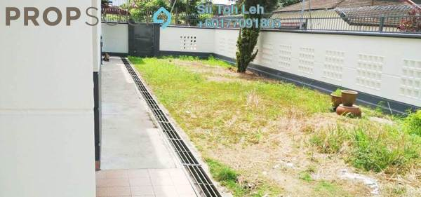 Terrace For Rent in Taman Molek, Johor Bahru Freehold Semi Furnished 3R/2B 1.5k