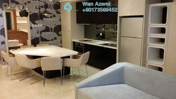 Condominium For Sale in VERVE Suites, Mont Kiara Freehold Semi Furnished 2R/2B 1m