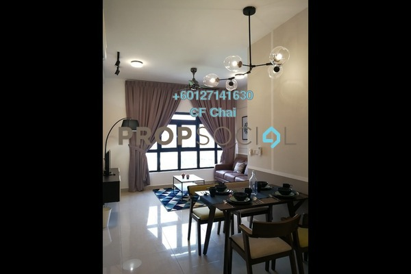 Condominium For Rent in The Meridin @ Medini, Medini Freehold Fully Furnished 1R/1B 1.2k