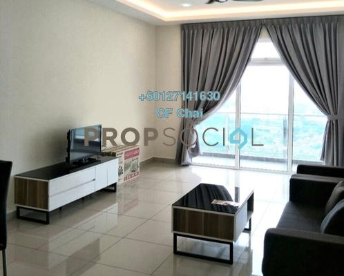 Condominium For Rent in M Condominium, Johor Bahru Freehold Fully Furnished 3R/2B 1.5k