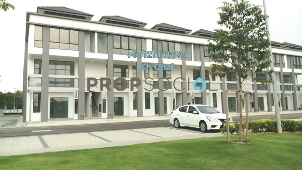 Shop For Rent in Eco Tropics, Pasir Gudang Freehold Unfurnished 0R/0B 3.8k