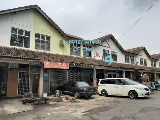 Shop For Sale in Taman Aman, Senai Freehold Unfurnished 0R/2B 335k