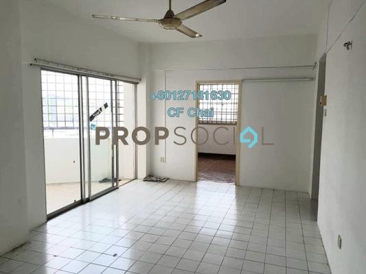 Apartment For Rent in Sri Impian Apartment, Johor Bahru Freehold Unfurnished 3R/2B 900translationmissing:en.pricing.unit