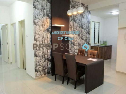 Apartment For Sale in Fairway Suites, Horizon Hills Freehold Fully Furnished 3R/2B 430k