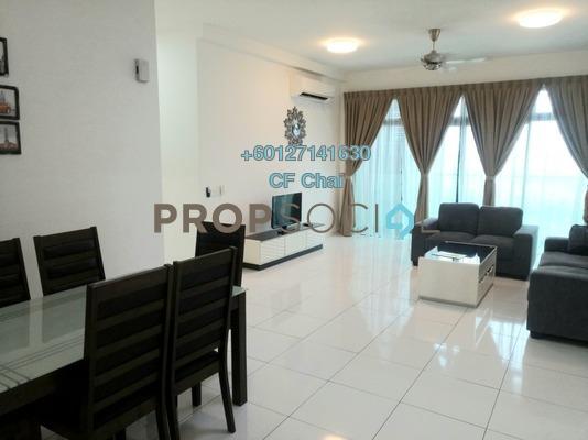 Serviced Residence For Rent in Sky Loft, Bukit Indah Freehold Fully Furnished 2R/2B 2k