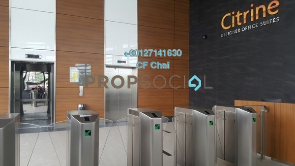Office For Sale in Citrine, Sunway Iskandar Freehold Unfurnished 0R/0B 680k