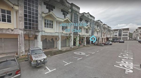 Shop For Sale in Taman Putri Kulai, Kulai Freehold Unfurnished 0R/0B 150k