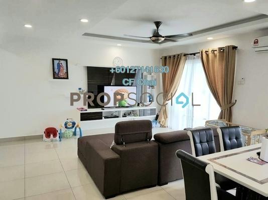 Apartment For Sale in Idaman Residence, Iskandar Puteri (Nusajaya) Freehold Fully Furnished 4R/2B 535k