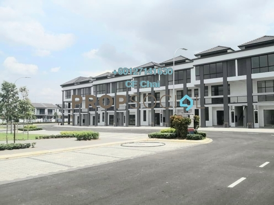Shop For Rent in Eco Tropics, Pasir Gudang Freehold Unfurnished 0R/0B 3.5k