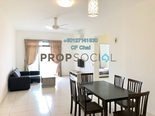 Serviced Residence For Rent in Sky View, Bukit Indah Freehold Fully Furnished 3R/2B 2k
