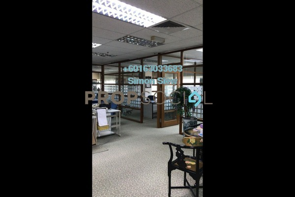 Office For Rent in Taman Miharja, Cheras Freehold Semi Furnished 0R/0B 4k