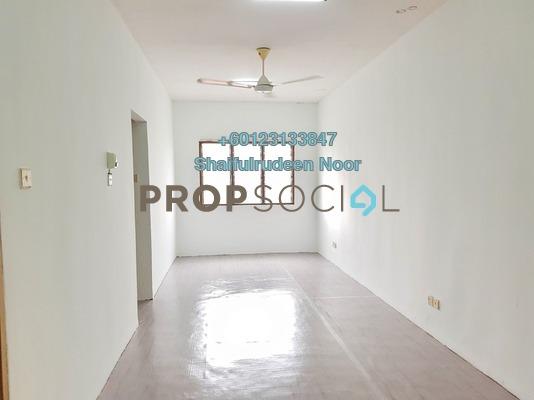 Apartment For Rent in Pangsapuri Desa Sepakat , Petaling Jaya Freehold Unfurnished 3R/2B 750translationmissing:en.pricing.unit