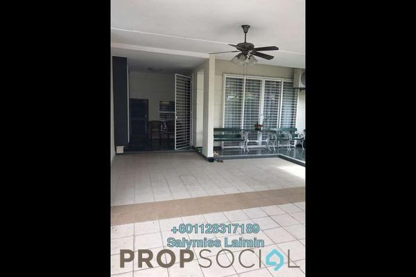 Terrace For Sale in Bukit Wangsamas, Wangsa Maju Freehold Semi Furnished 6R/4B 1.6m