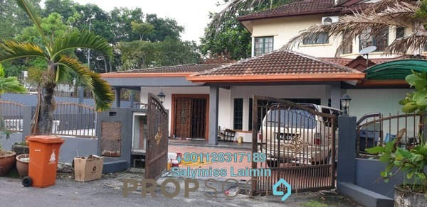 Semi-Detached For Sale in Section 6, Kota Damansara Freehold Semi Furnished 6R/5B 1.55m