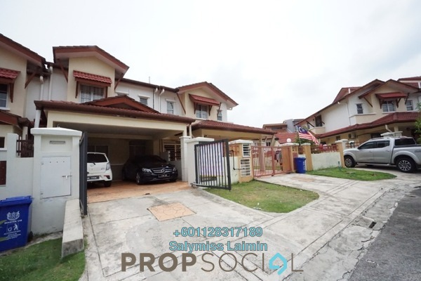 Terrace For Sale in i-City, Shah Alam Freehold Semi Furnished 3R/3B 700k