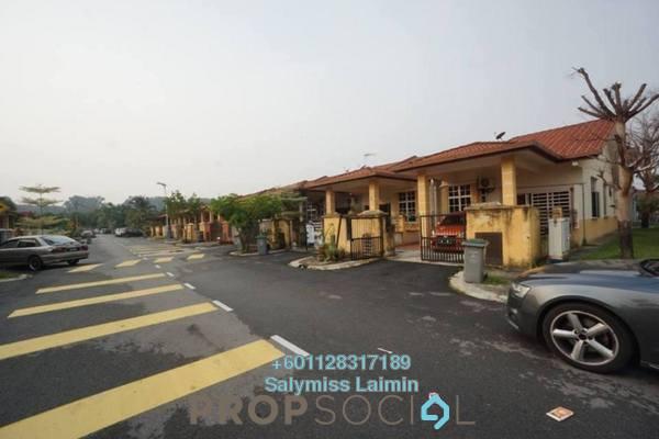 Terrace For Sale in Seremban Garden, Seremban Freehold Unfurnished 3R/2B 250k