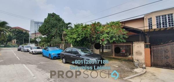 Semi-Detached For Sale in Taman P Ramlee, Setapak Freehold Semi Furnished 7R/6B 1.3m