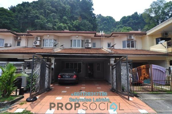 Terrace For Sale in Sunway Batu Caves, Batu Caves Freehold Semi Furnished 4R/3B 690k