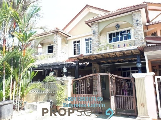 Terrace For Sale in Seri Cempaka, Cheras Freehold Semi Furnished 6R/4B 980k