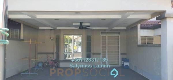 Terrace For Sale in Taman Puncak Saujana, Kajang Freehold Semi Furnished 4R/3B 650k