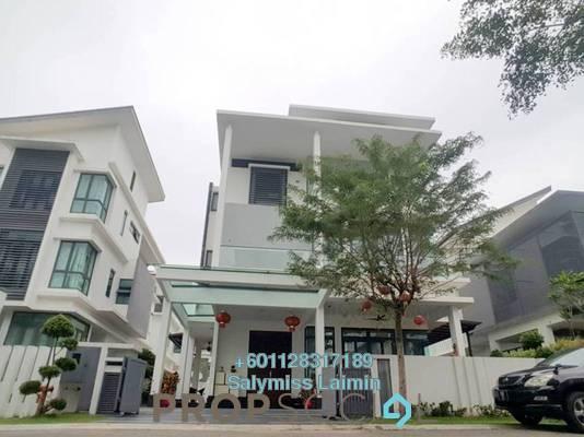 Bungalow For Sale in Casabella, Kota Damansara Freehold Semi Furnished 7R/7B 3.18m