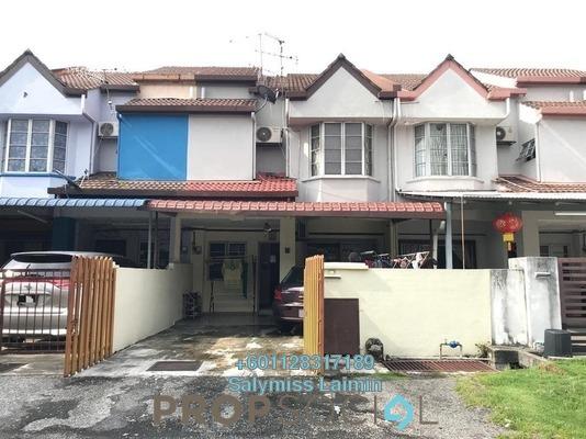 Terrace For Sale in Desa Subang Permai, Subang Freehold Semi Furnished 4R/3B 535k