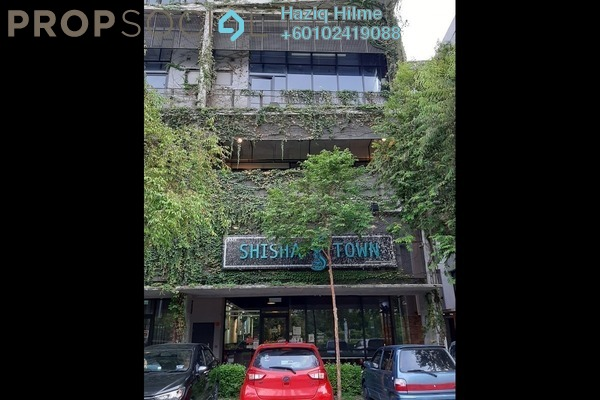 Shop For Rent in Tamarind Square, Cyberjaya Freehold Unfurnished 0R/0B 3k