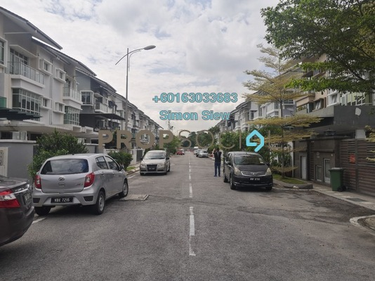 Semi-Detached For Sale in Areca Residence, Kepong Leasehold Unfurnished 5R/6B 3m