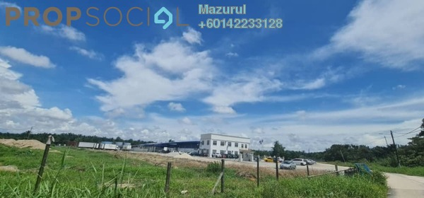 Land For Sale in CUBE Industrial Park Pontian, Pontian Freehold Unfurnished 0R/0B 7.4m