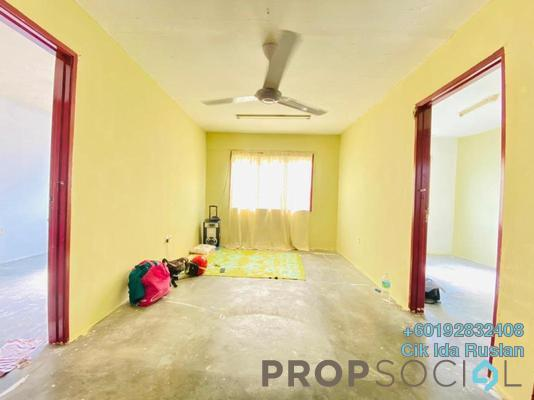 Apartment For Sale in Delima Apartment, Old Klang Road Freehold Unfurnished 3R/2B 180k