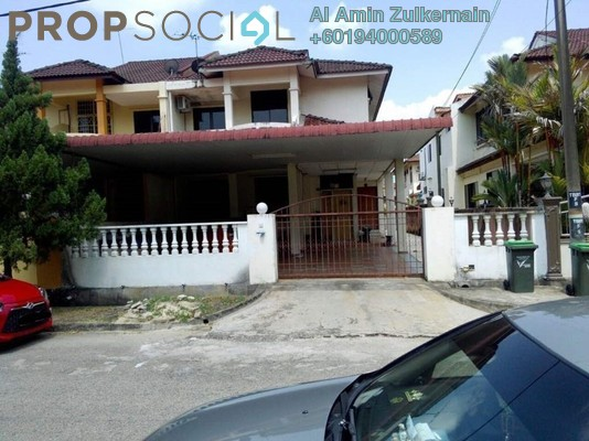 Apartment For Sale in Taman Ria Indah, Sungai Petani Freehold Unfurnished 4R/3B 450k