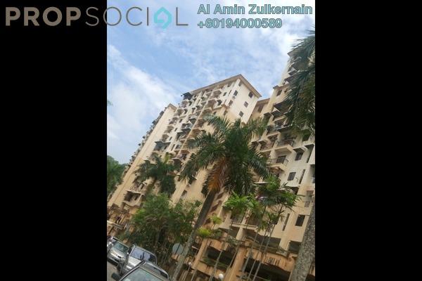 Apartment For Sale in Desa Medura, Relau Freehold Semi Furnished 3R/2B 310k
