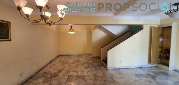 Terrace For Sale in PJS 9, Bandar Sunway Freehold Semi Furnished 3R/3B 850k
