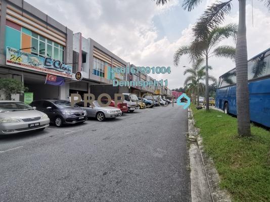 Shop For Rent in Taman Dato Chellam, Ulu Tiram Freehold Unfurnished 0R/0B 2.6k