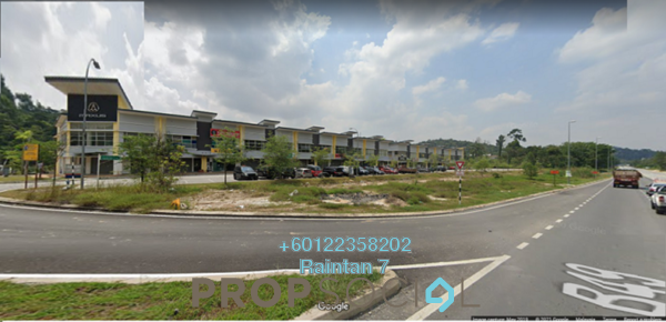 Shop For Rent in Desa Tropika, Shah Alam Freehold Unfurnished 0R/2B 1.8k