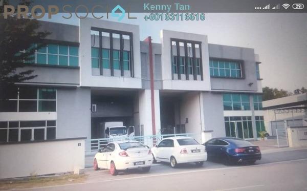 Factory For Rent in Tiara Sentral, Nilai Impian Freehold Semi Furnished 0R/0B 16k
