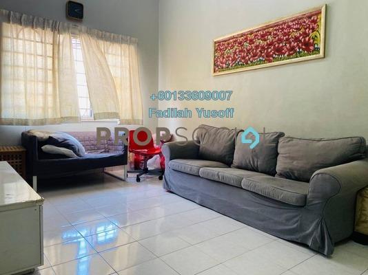 Apartment For Rent in Salvia Apartment, Kota Damansara Freehold Fully Furnished 3R/2B 1.4k