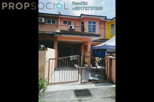 Terrace For Sale in Taman Lestari Putra, Bandar Putra Permai Freehold Semi Furnished 4R/3B 450k