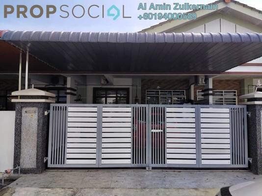 Terrace For Sale in Taman Perda Indah, Tasek Gelugor Freehold Unfurnished 3R/2B 330k