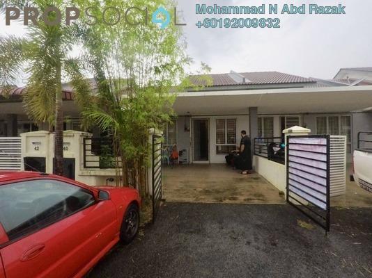 Terrace For Sale in Taman Warisan Putra, Dengkil Freehold Unfurnished 4R/2B 395k