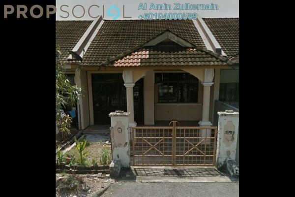 Terrace For Sale in Taman Bertam Indah, Penang Freehold Unfurnished 3R/2B 275k