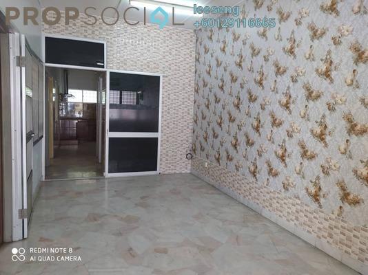 Terrace For Sale in Taman Klang Utama, Klang Freehold Unfurnished 3R/1B 368k