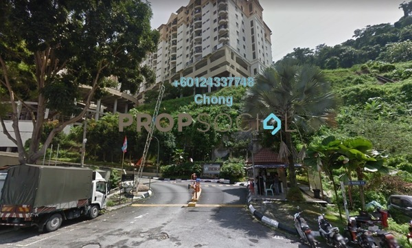 Apartment For Sale in Ixora Apartment, Kepong Freehold Unfurnished 3R/2B 197k