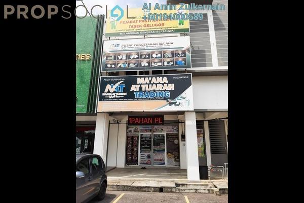 Shop For Sale in Taman Sena Permai, Tasek Gelugor Freehold Unfurnished 0R/0B 750k