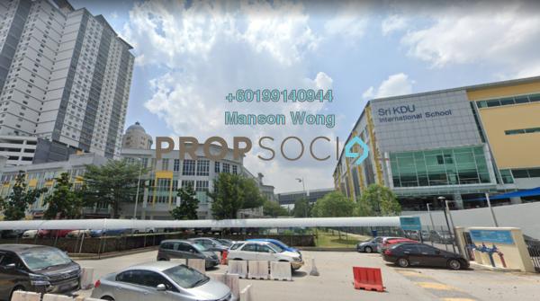 Shop For Sale in Signature Park, Kota Damansara Leasehold Semi Furnished 0R/0B 2.8m