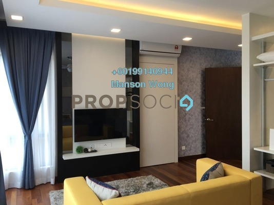 Semi-Detached For Sale in Suria Residen, Batu 9 Cheras Freehold Unfurnished 5R/6B 1.5m