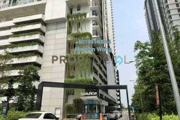 Condominium For Sale in Solstice @ Pan'gaea, Cyberjaya Freehold Fully Furnished 1R/1B 269k